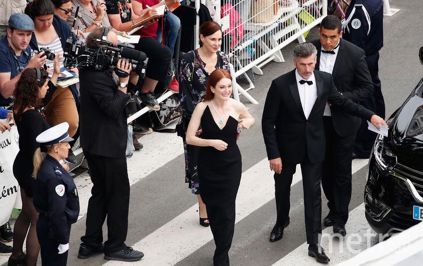 Джулианна Мур на кинофестивале в 2018 году. Фото Getty