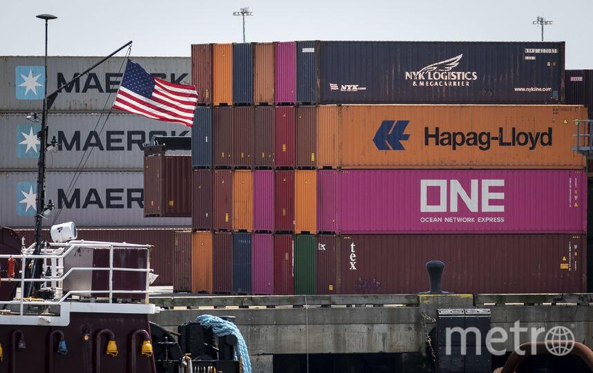 На прошлой неделе США повысили ставку пошлины на китайские товары общей стоимостью 200 млрд долларов. Фото Getty