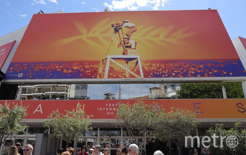 В Каннах все готово к началу кинофестиваля. Фото Getty