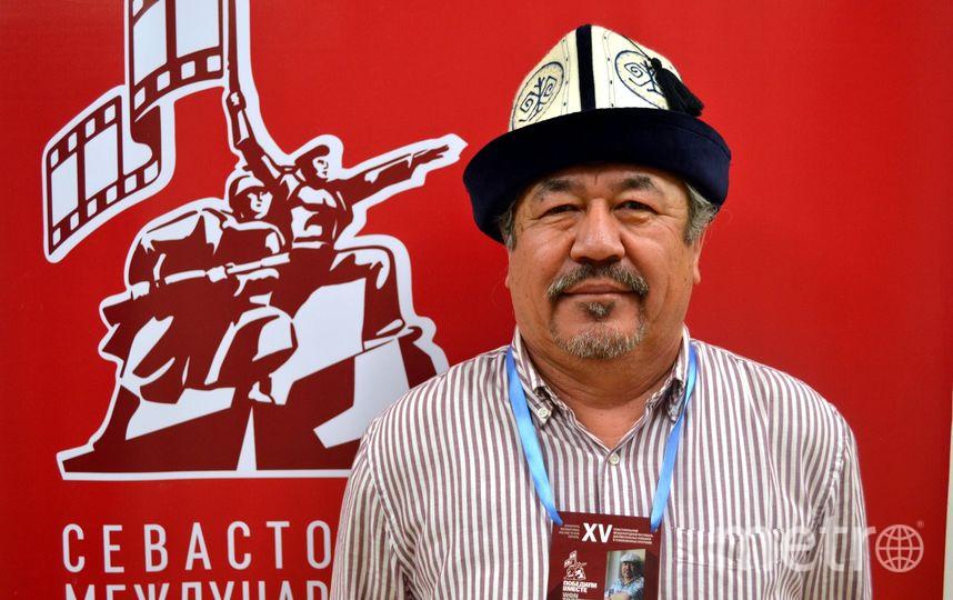 """Ибадылла Аджибаев, Киргизия. Фото Дарья Есенина, """"Metro"""""""
