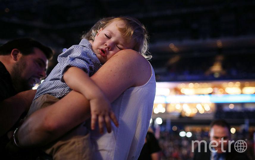 Ребёнок. Фото Getty