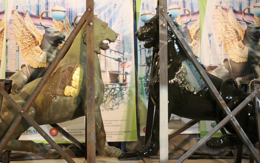 """Реставрацию проводят в мастерской. Фото gov.spb.ru, """"Metro"""""""
