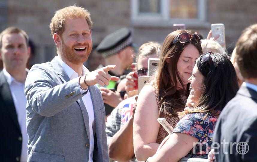 Принц Гарри посетил Оксфордскую детскую больницу. Фото Getty