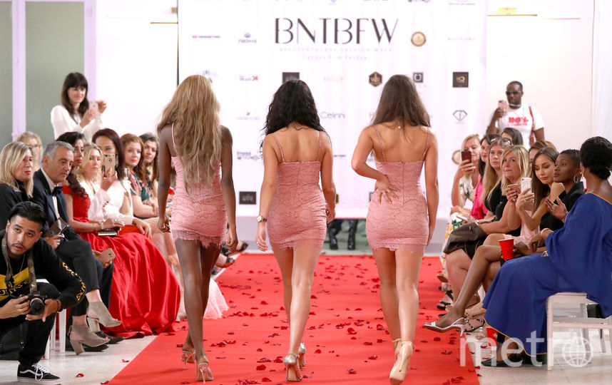 Показ BeautyNTheBox в рамках Cannes Fashion Week 2019. Фото Getty