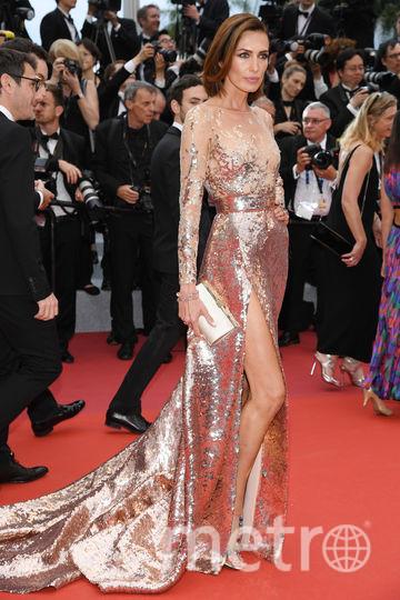 Испанская модель Ньевес Альварес. Фото Getty