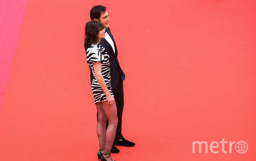 Шарлотта Генсбур и Хавьер Бардем. Фото AFP