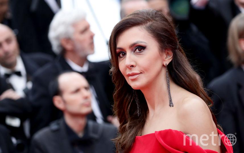 Екатерина Мцитуридзе, Каннский кинофестиваль - 2019. Фото Getty