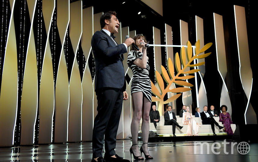 Шарлотта Генсбур и Хавьер Бардем. Фото Getty