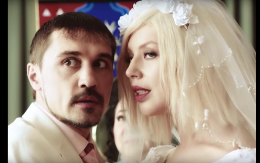 """Дима Билан """"Пьяная свадьба"""". Фото скриншот: youtube.com/watch?v=0uvIc4u475s"""