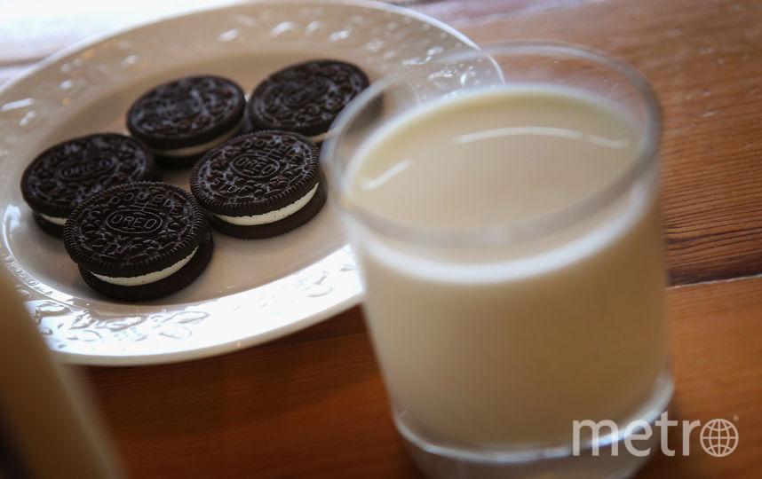 Молоко. Фото Getty