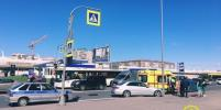 Подросток-пешеход получил травмы в ДТП на Богатырском в Петербурге