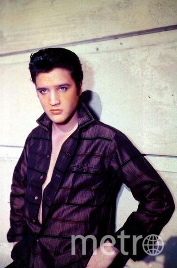 Король рок-н-ролла Элвис Пресли. Фото Getty