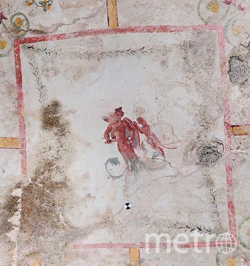 """Так называемая """"комната Сфинкса"""" была обнаружена совершенно случайно. Фото AFP"""