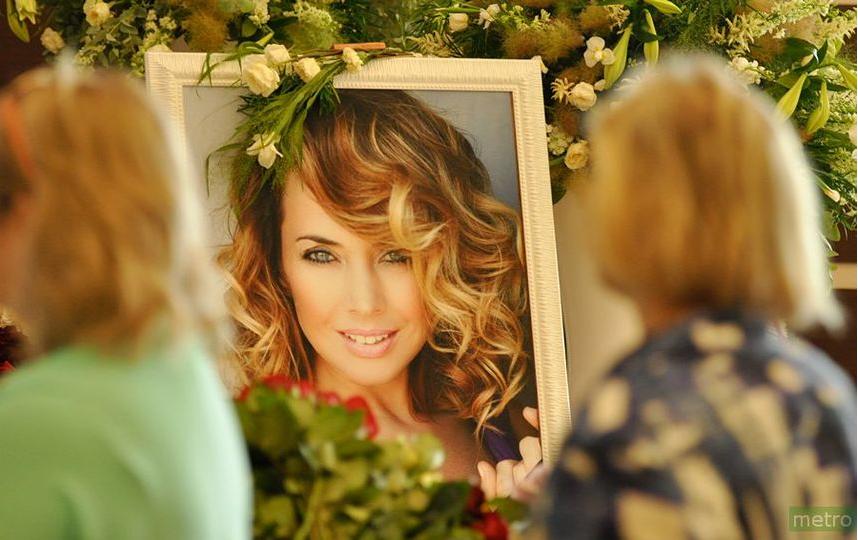 Жанна Фриске скончалась 15 июня 2015 года. Фото Василий Кузьмичёнок