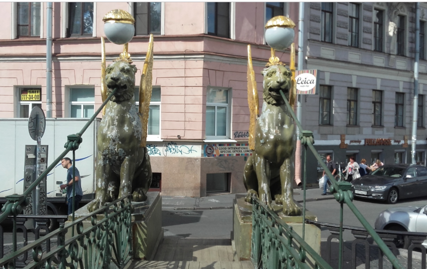 """Демонтаж в 2017-м году. Фото КГИОП, """"Metro"""""""