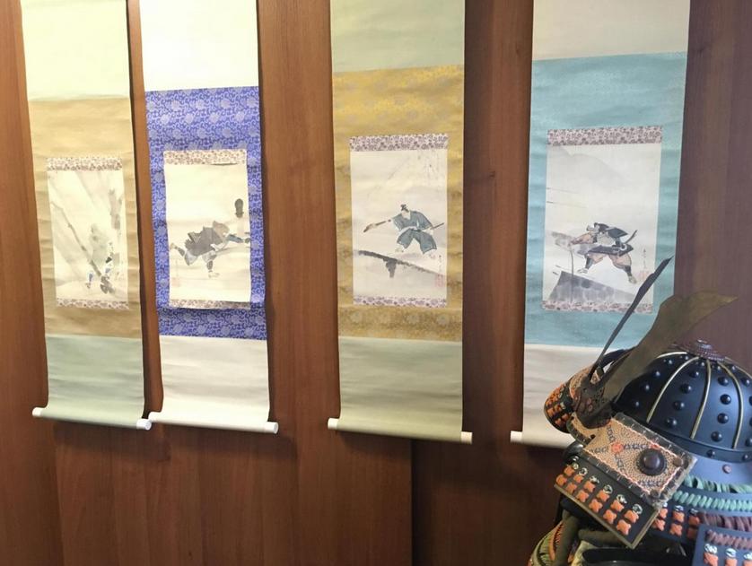 Петербурженка выставила на продажу уникальные доспехи самурая за 670 тысяч рублей. Фото скриншот https://youla.ru/sankt-peterburg