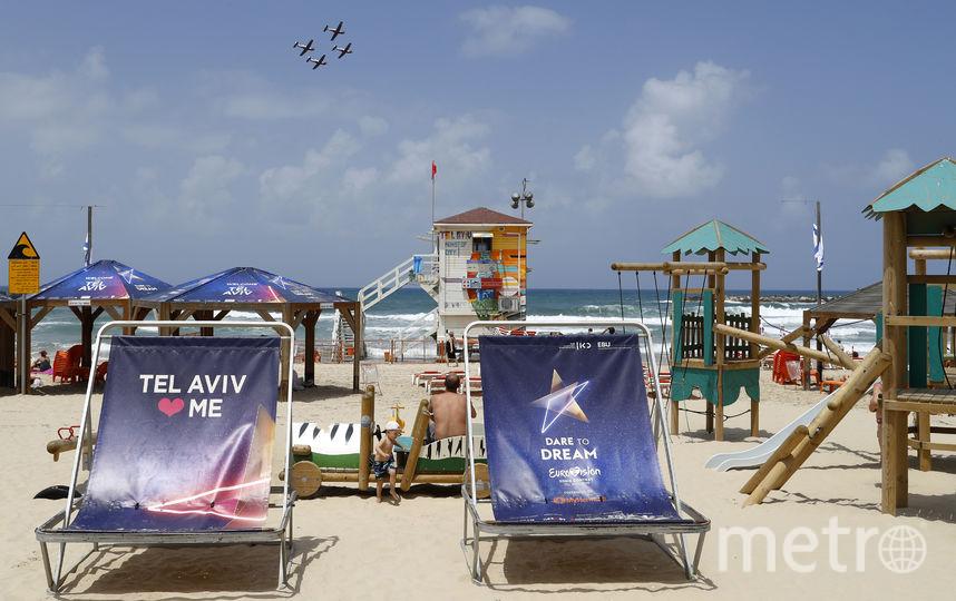 """""""Евровидение-2019"""" проходит в Тель-Авиве. Фото AFP"""