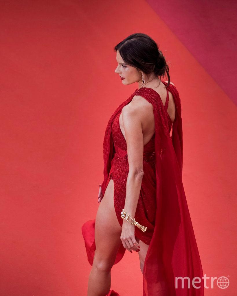 Канны-2019. Красная дорожка. Алессандра Амбросио. Фото Getty