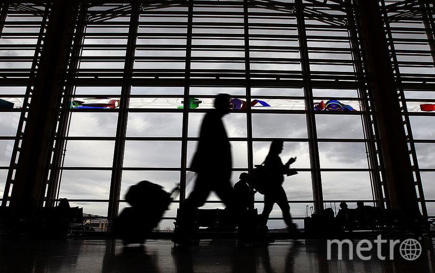 Аэропорт. Фото Getty