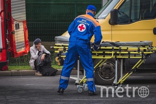 "В аварии пострадали три человека. Фото архив МЧС , ""Metro"""