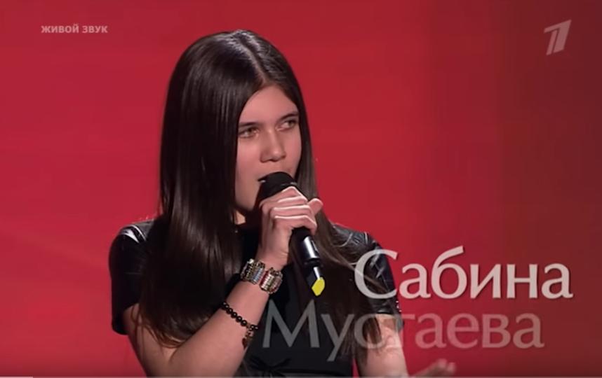 Сабина Мустаева. Фото Скриншот Youtube