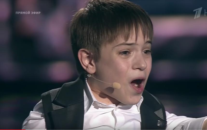 Данил Плужников. Фото Скриншот Youtube