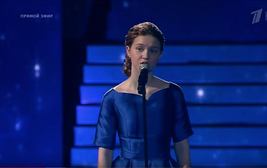 Елизавета Качурак. Фото Скриншот Youtube
