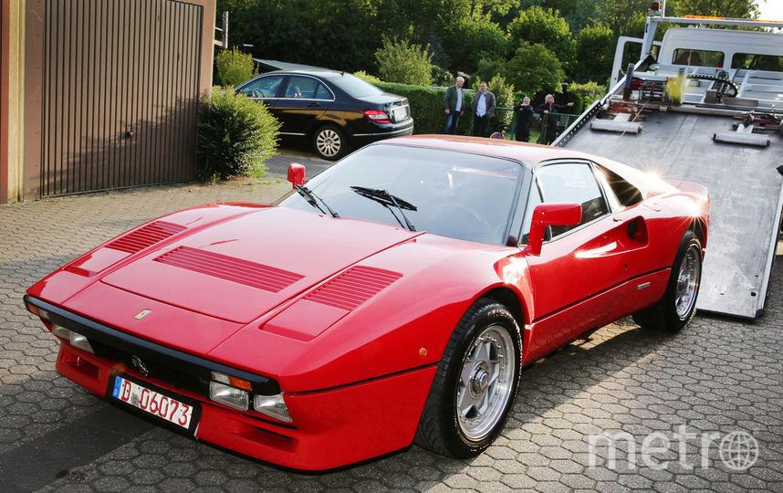 Ferrari 288 GTO. Фото AFP
