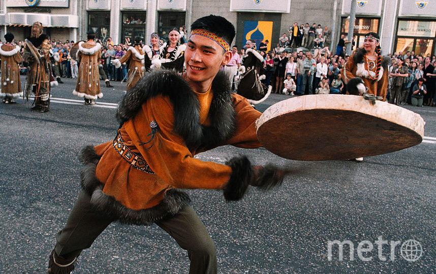 Карнавал начнётся в 16-00. Фото Getty