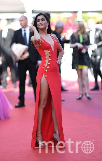 Актриса и модель тайско-шведского происхождения Прая Соандокмай. Фото AFP