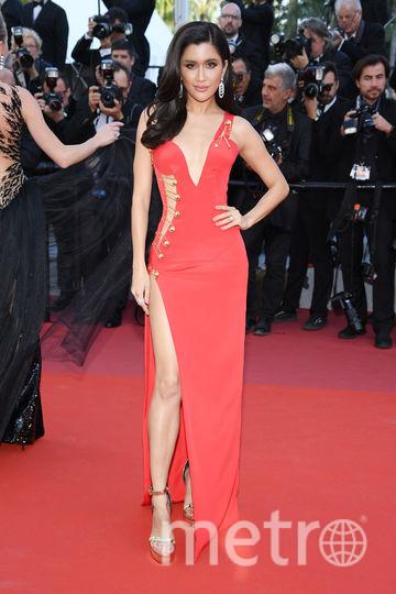 Актриса и модель тайско-шведского происхождения Прая Соандокмай. Фото Getty