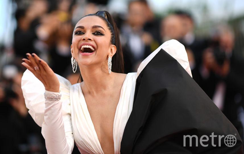 Индийская актриса Дипика Падуконе. Фото AFP