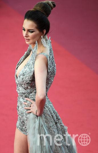 Французская актриса Фредерик Бель. Фото Getty