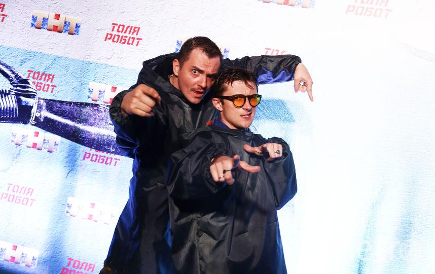 Григорий Кокоткин и Константин Шелягин. Фото Предоставлено каналом ТНТ.