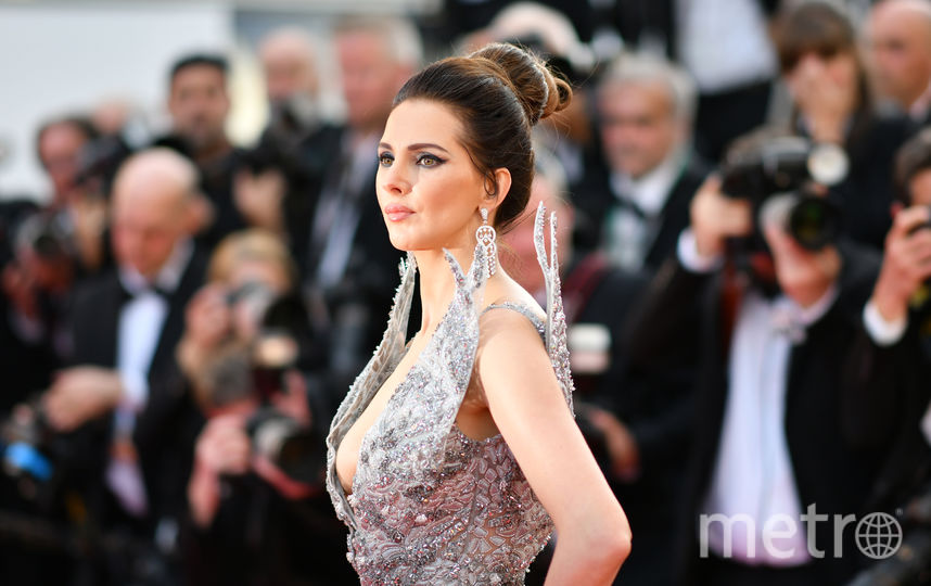 Французская актриса Фредерик Бель. Фото AFP