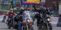 Парковку на площади Ленина в субботу отдадут байкерам