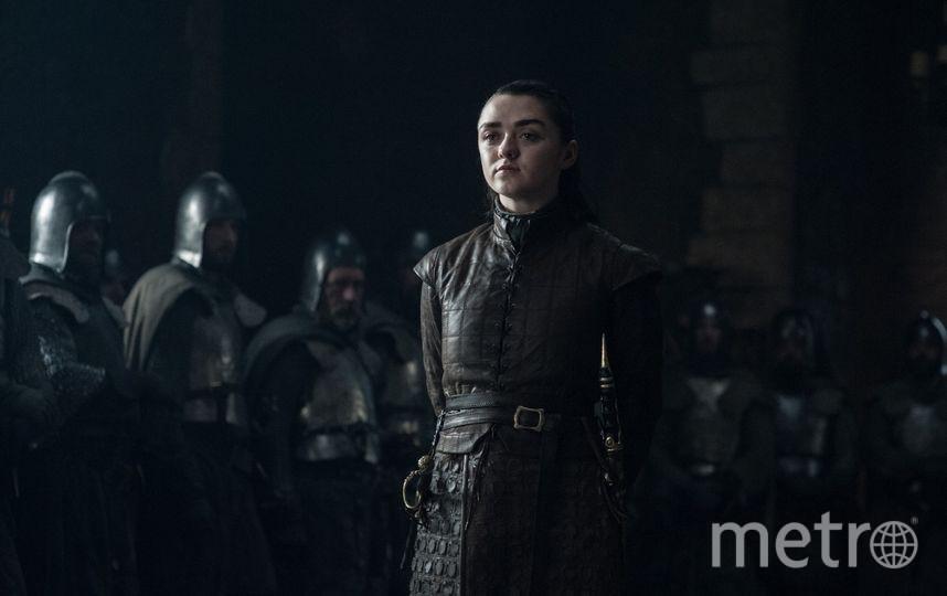 Арья Старк. Фото кадр из сериала, HBO, kinopoisk.ru
