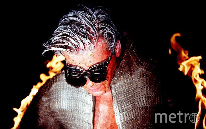 Тилль Линдеманн. Фото Getty