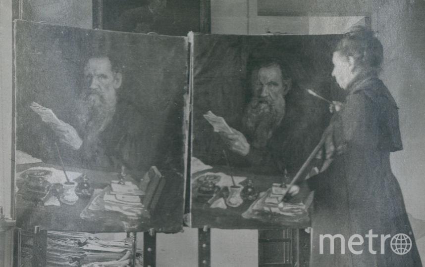 Софья Толстая. Фото предоставлено государственным музеем Л. Н. Толстого
