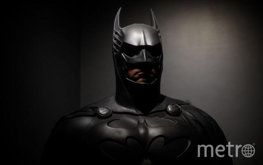 Костюм Бэтмена. Фото Getty