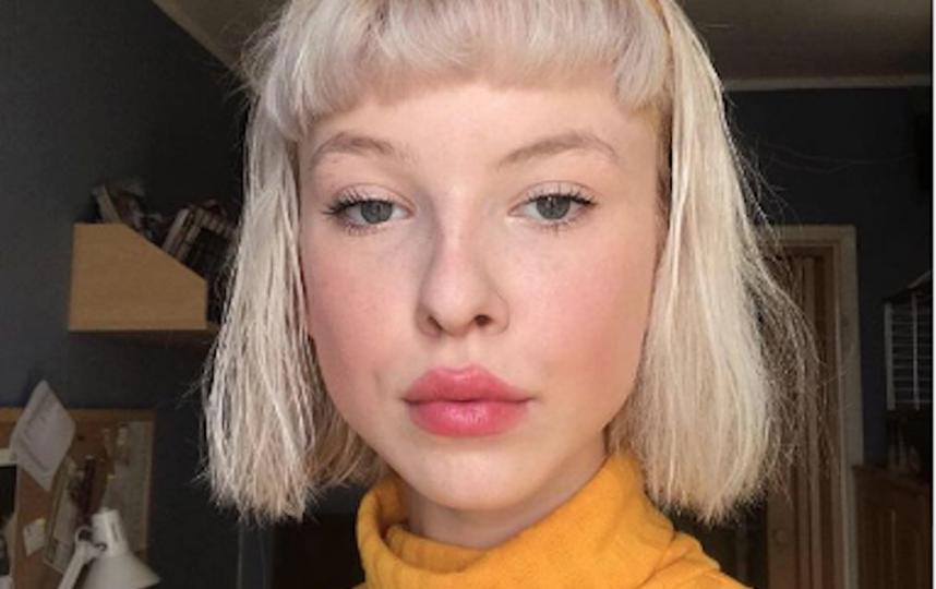 Польская модель Юлия Слонска. Фото www.instagram.com/juliaslonskaa
