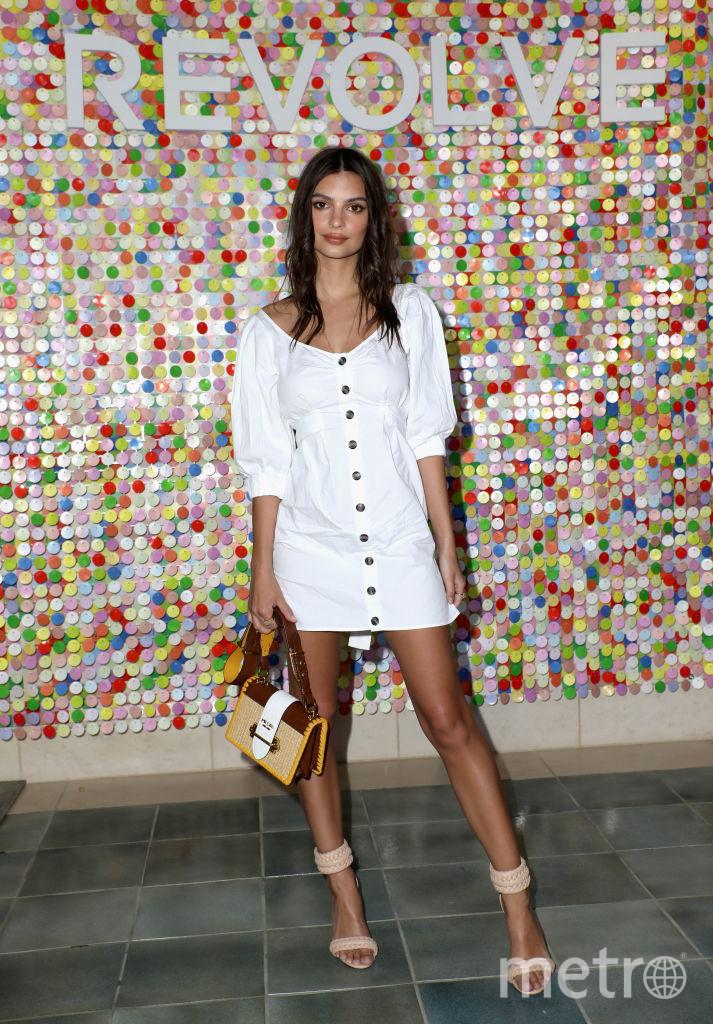 Популярная топ-модель Эмили Ратаковски. Фото Getty