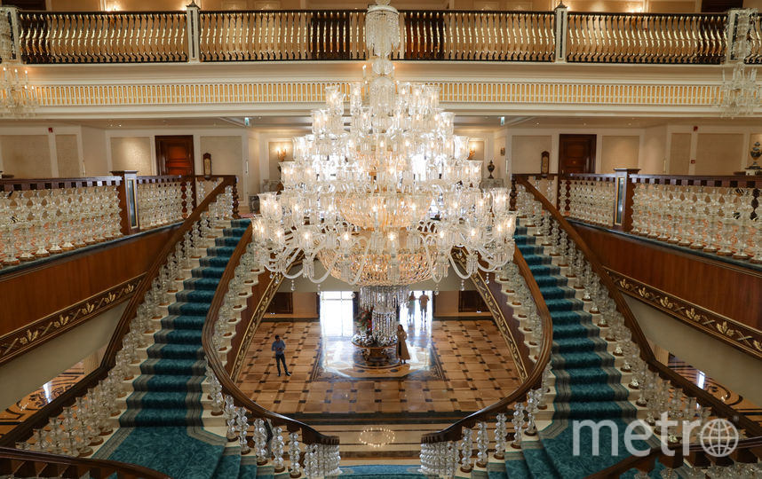 Titanic Mardan Palacе. Фото metro, Предоставлено организаторами