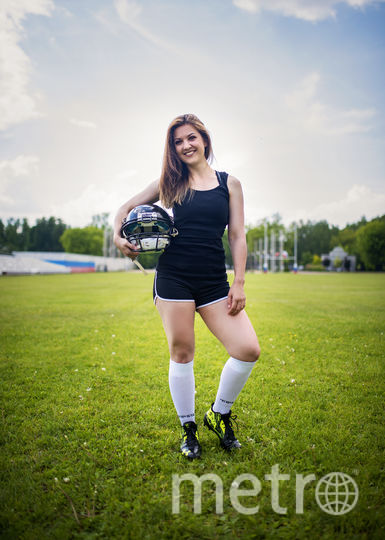 Виктория Дзагоева. Фото Юлия Барбашова