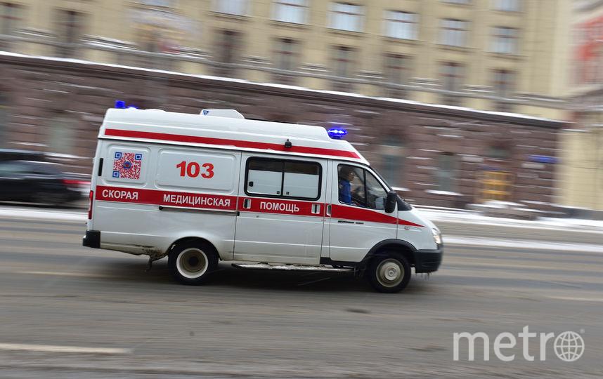 Девочка сейчас находится в больнице. Фото Василий Кузьмичёнок