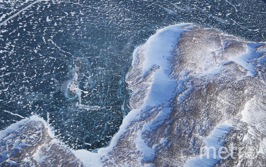 Арктика. Фото Getty