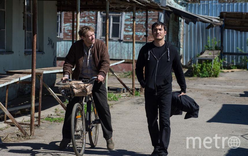 "Кадр из фильма ""Не чужие"". Фото Хорошо Продакшн, kinopoisk.ru"