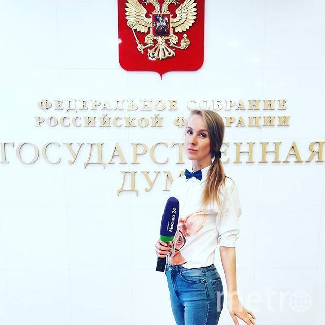 Наталья Андреева. Фото предоставлено Натальей Андреевой.