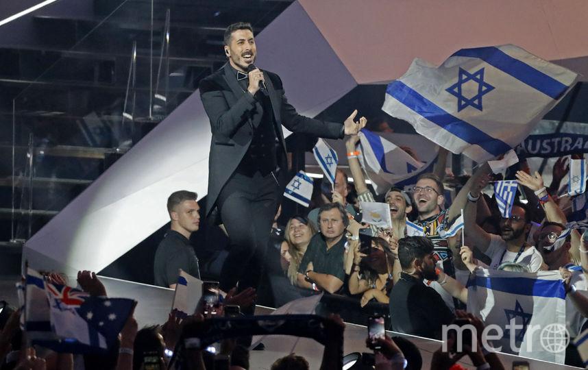 Израиль. Коби Марими. Фото AFP