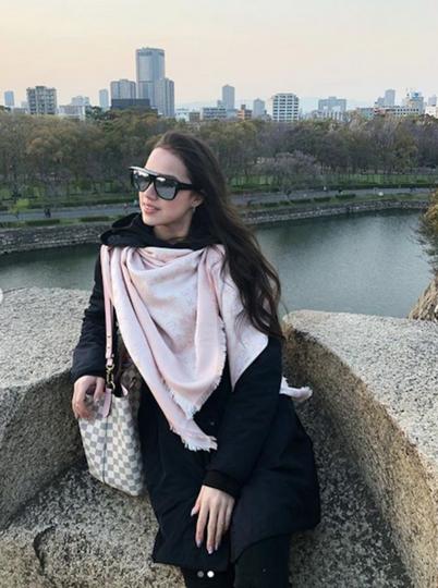 Алина Загитова. Фото Скриншот https://www.instagram.com/azagitova/